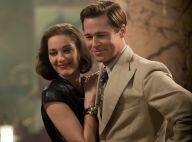 Marion Cotillard raconte sa scène d'amour dans une voiture avec Brad Pitt