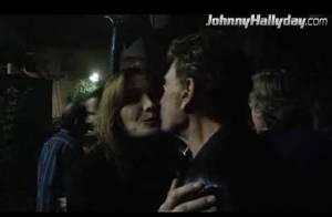 VIDEO EXCLUSIVE  : Johnny Hallyday et Carla Bruni... découvrez leur duo complice !