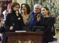 Virginie Ledoyen et Claude Lelouch : Ils ont fait grimper les enchères à Beaune