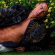 Cristiano Ronaldo assure la promotion de sa marque de lingerie.