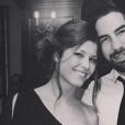"""Nikola Karabatic et sa compagne Géraldine Pillet posent sur Instagram."""