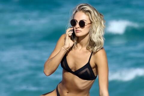 Selena Weber, craquante en bikini : Journée détente avec sa mère