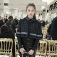 Thylane Blondeau - Défilé de mode Chanel collection prêt-à-porter automne-hiver 2016/2017 au Grand Palais. Paris, le 8 mars 2016. © Olivier Borde/Bestimage