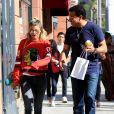 Lionel Richie et s fille Sofia Richie à Beverly Hills le 2 septembre 2016.