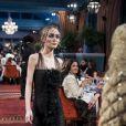 Lily-Rose Depp au défilé Chanel Métiers d'Art 2016/2017 à l'hôtel Ritz à Paris le 6 décembre 2016. © Olivier Borde / Bestimage