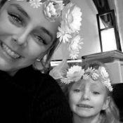 Pauline Ducruet : Radieuse pour un rare portrait avec sa jeune demi-soeur