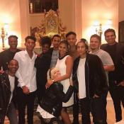 Michael Jackson : Ses enfants et son clan réunis pour Thanksgiving en famille