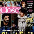"""Couverture du magazine """"Closer"""", daté du 25 novembre 2016"""