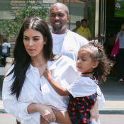Kim Kardashian inquiète : Elle ne veut pas que Kanye West voie leurs enfants