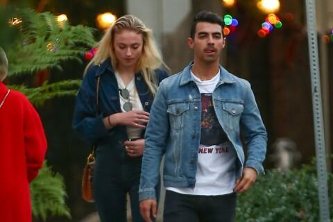 Joe Jonas et Sophie Turner : Deux amoureux discrets et assortis à Los Angeles
