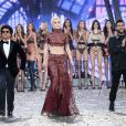 Bruno Mars, Lady Gaga, The Weeknd - Défilé Victoria's Secret Paris 2016 au Grand Palais à Paris, le 30 novembre 2016. © Cyril Moreau/Bestimage