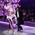 Bruno Mars- Défilé Victoria's Secret Paris 2016 au Grand Palais à Paris, le 30 novembre 2016. © Cyril Moreau/Bestimage