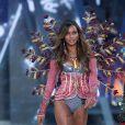 Jasmine Tookes- Défilé Victoria's Secret Paris 2016 au Grand Palais à Paris, le 30 novembre 2016. © Cyril Moreau/Bestimage