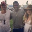 Chad Michael Murray et sa femme Sarah Roemer, enceinte de leur deuxième enfant. Photo publiée sur Instagram au mois d'octobre 2016