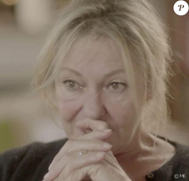 """Dominique Quilichini dans """"Renaud, en plein coeur"""", lundi 5 décembre à 21h sur M6."""