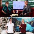 Justin Bieber de passage sur le plateau de l'émission d'Ellen DeGeneres pour la 26e fois. Le chanteur a évoqué sa vie sentimentale et annoncé la prolongation de sa tournée. Vidéo publiée sur Youtube le 4 décembre 2016