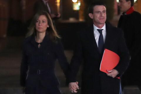 Manuel Valls, en route vers son destin, main dans la main avec Anne Gravoin
