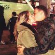 """Anais de """"Secret Story 10"""" et Benjamin en couple - Instagram, novembre 2016"""