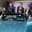 Jade Thirlwall, Perrie Edwards, Jesy Nelson et Leigh Anne Pinnock - Le groupe Little Mix célèbre son dernier album 'Glory Days' à Londres le 19 novembre 2016
