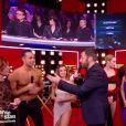 """Laurent Maistret, Fauve Hautot, Denitsa Ikonomova - demi-finale de """"Danse avec les stars 7"""", samedi 10 décembre 2016, sur TF1"""