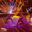 """Marie-Claude Pietragalla, Artus et Marie Denigot - demi-finale de """"Danse avec les stars 7"""", samedi 10 décembre 2016, sur TF1"""