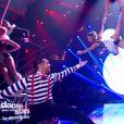 """Laurent Maistret et Denitsa Ikonomova - demi-finale de """"Danse avec les stars 7"""", samedi 10 décembre 2016, sur TF1"""