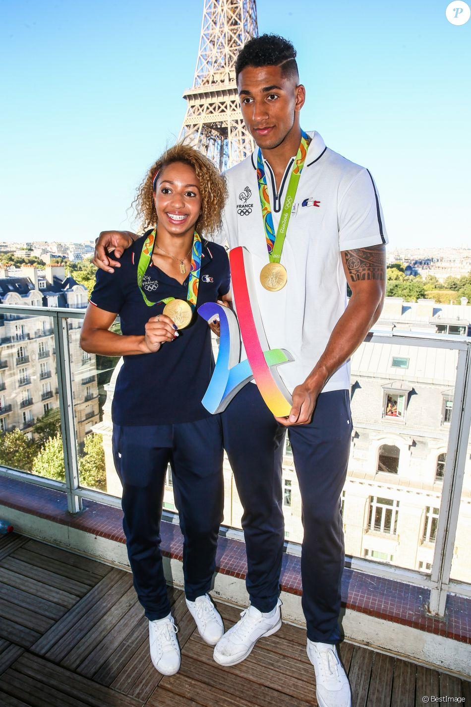 retour athlètes paralympiques 2018 paris