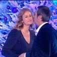 """L'ancienne candidate de """"Koh-Lanta"""" Maud Garnier dans """"Les 12 coups de midi"""", vendredi 9 décembre 2016, sur TF1"""