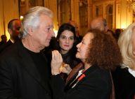 Catherine Arditi honorée devant son frère Pierre et son amoureuse Evelyne Bouix