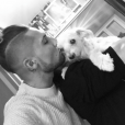 Eddy est endeuillé. Il a perdu son chien Tania. Le 28 octobre 2016.