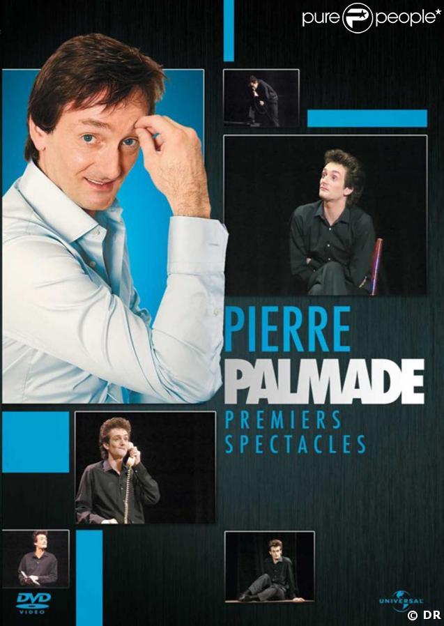 Pierre Palmade, ses premiers spectacles édités en vidéo dans un coffret collector