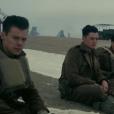 Harry Styles dans la bande-annonce de Dunkerque (capture d'écran)