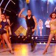 """Grégoire Lyonnet, Denitsa et Marie Denigot - finale de """"Danse avec les stars 7"""", vendredi 16 décembre 2016, sur TF1"""