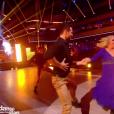 """Christian Milette et Valérie Damidot - finale de """"Danse avec les stars 7"""", vendredi 16 décembre 2016, sur TF1"""
