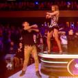 """Caroline Receveur et Maxime Dereymez - finale de """"Danse avec les stars 7"""", vendredi 16 décembre 2016, sur TF1"""