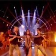 """Yann-Alrick, Karine Ferri et Christophe Licatat - finale de """"Danse avec les stars 7"""", vendredi 16 décembre 2016, sur TF1"""