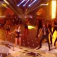 """Laurent Maistret et Denitsa Ikonomova - finale de """"Danse avec les stars 7"""", vendredi 16 décembre 2016, sur TF1"""