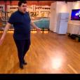 """Artus et Marie Denigot - finale de """"Danse avec les stars 7"""", vendredi 16 décembre 2016, sur TF1"""