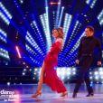 """Camille Lou et Grégoire Lyonnet - finale de """"Danse avec les stars 7"""", vendredi 16 décembre 2016, sur TF1"""