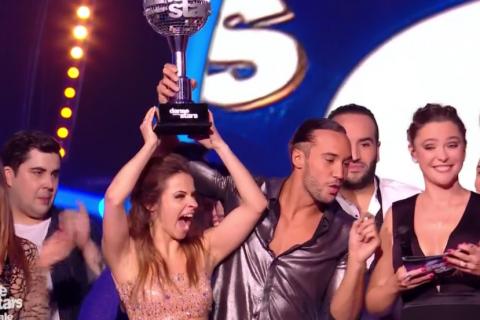 Finale de DALS7 : Laurent Maistret grand gagnant, Camille Lou en larmes