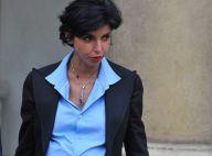 PHOTOS : Rachida Dati voit la vie en bleu... avant de la voir en rose !