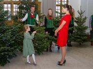 Estelle et Victoria de Suède : Mère et fille assorties dans l'esprit de Noël