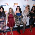 Le groupe Fifth Harmony (Dinah Jane Hansen, Camila Cabello, Ally Brooke, Lauren Jauregui et Normani Kordei ) à la soirée Hot 99.5's Jingle au Verizon Center à Washington, le 13 décembre 2016 © Tina Fultz via Zuma/Bestimage