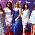 Fifth Harmony (Ally Brooke Hernandez, Normani Kordei, Lauren Jauregui, Camila Cabello et Dinah Jane Hansen) à la journée Radio Disney Music Awards 2016 au théâtre The Microsoft à Los Angeles, le 30 avril 2016