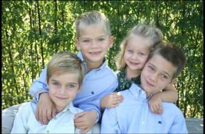 PHOTOS : Les enfants de la famille royale d'Espagne vous souhaitent de bonnes fêtes !