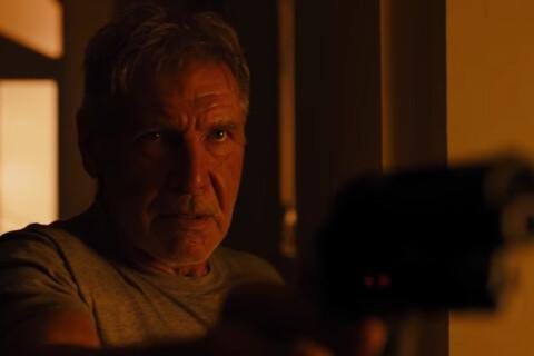 Blade Runner 2049 : Harrison Ford menaçant dans le trailer face à Ryan Gosling
