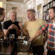 Blade Runner 2049 : Photo promotionnelle Denis Villeneuve, Harrison Ford, Ridley Scott, Ryan Gosling