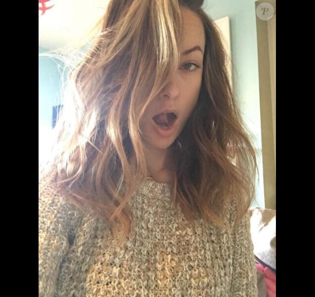Olivia Wilde possède une nouvelle coupe de cheveux ! Décembre 2016.
