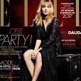 """Couverture du magazine """"ELLE"""" en kiosque le 23 décembre 2016"""