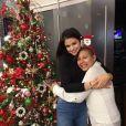Selena Gomez a rendu visite à des jeunes patients dans un hôpital du Texas, le 24 décembre 2016